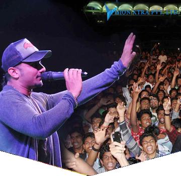 Vision Xtra Pvt. Ltd.   Live Concert - Live Concerts ranchi