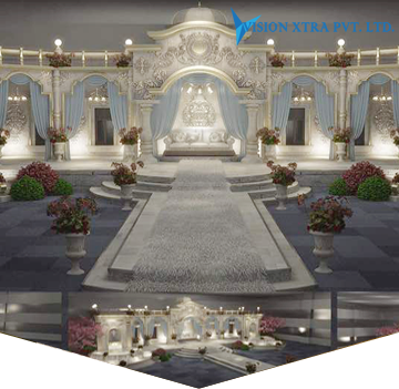 Vision Xtra Pvt. Ltd.   Wedding Planner - Wedding Planner ranchi