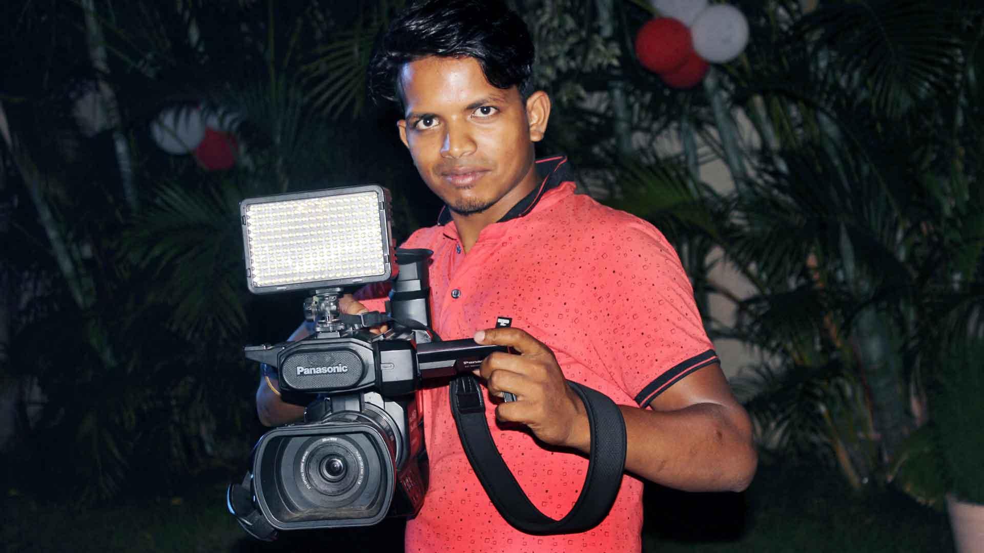 Vision Xtra Pvt. Ltd. Jitendar Kumar  Videographer - Jitendar Kumar ranchi